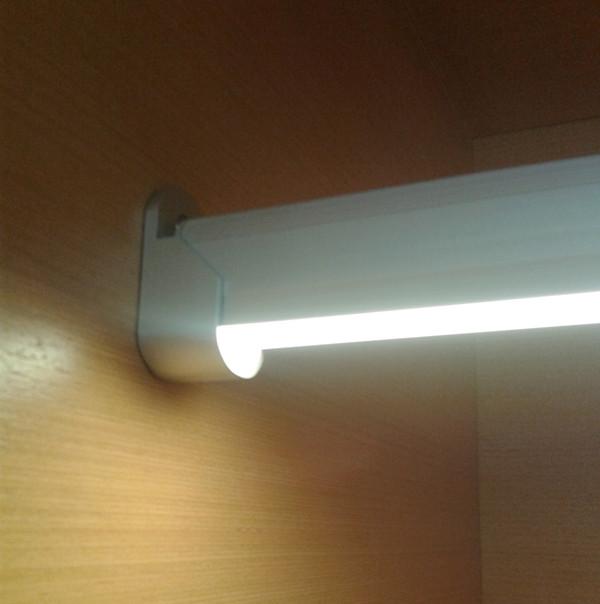 DC12V LED Drawer/Wardrobe Sensor Light for Hotel (LC7591)