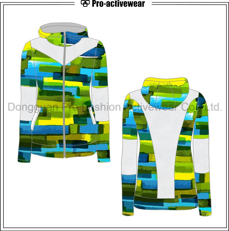 2016 Men Women Sportswear Fitness Winter Jackets