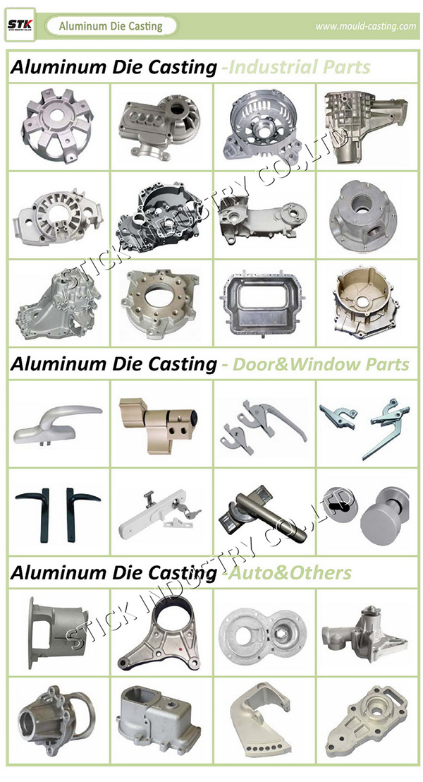 OEM Aluminum Die Casting Part for Industrial Hardware (STK-ADI0012)