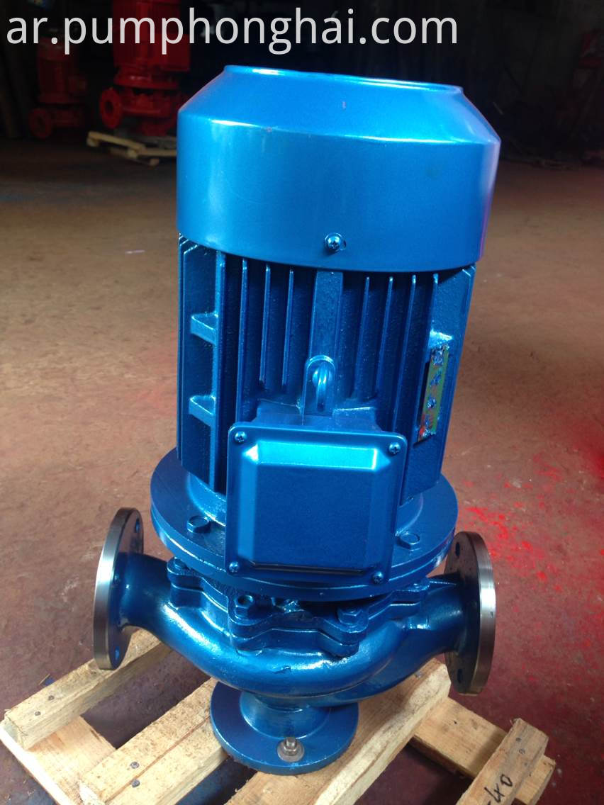 Vertical Self Priming Centrifugal Water Pumps
