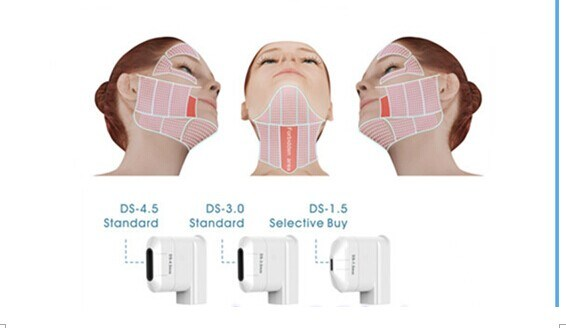 Hifu, High Intensity Frequency Ultrasound Skin Wrinkles Removal