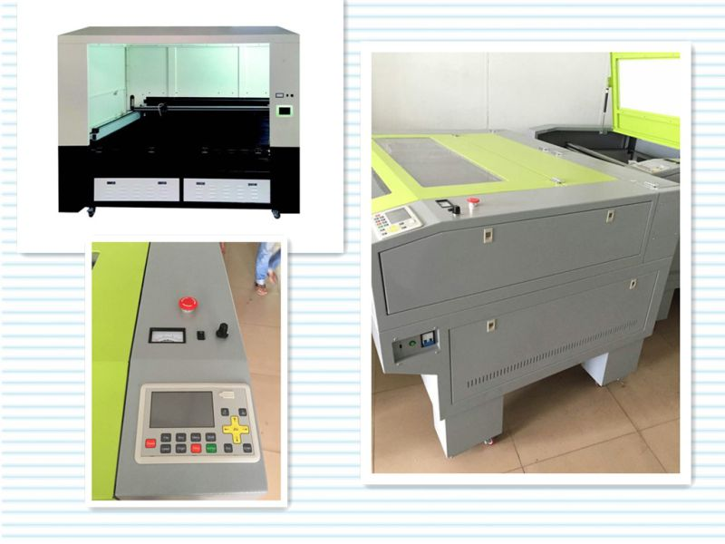 Cheap Price CNC Laser Cutting and Engraving Machine for Garment