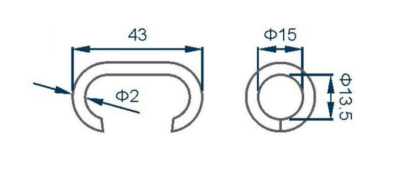 C1 C Ring Plier for Mattress Manufacturing