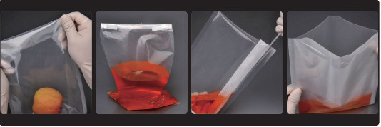 Blender Bags with Lateral Filter2100-0106