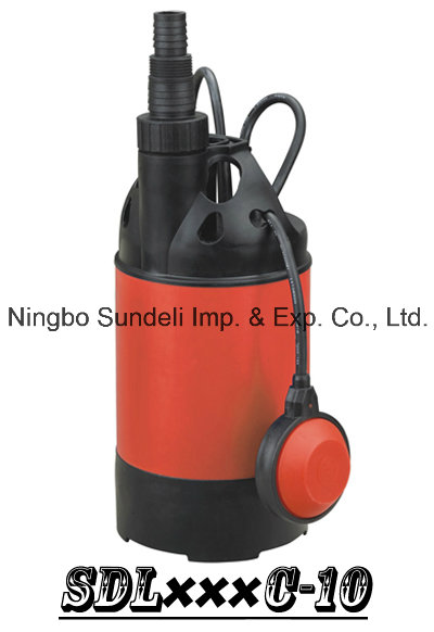 (SDL400C-10S) Economic Model Garden Submersible Water Pump for Domestic Use