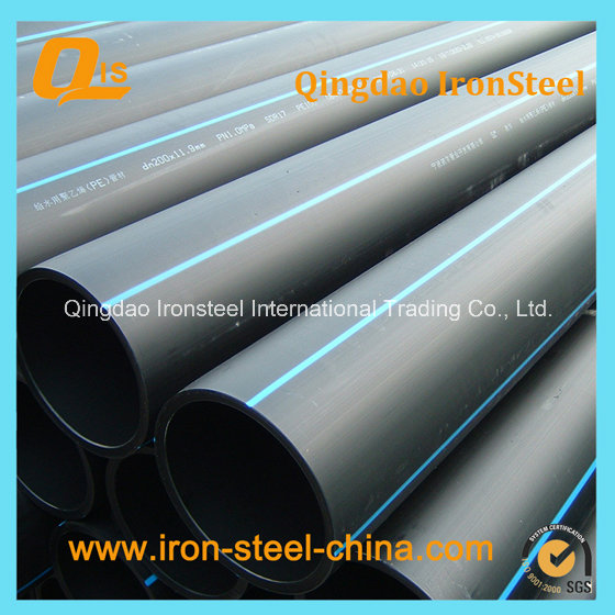63mm, 110mm, 160mm, HDPE100 Pipe for Water Supply