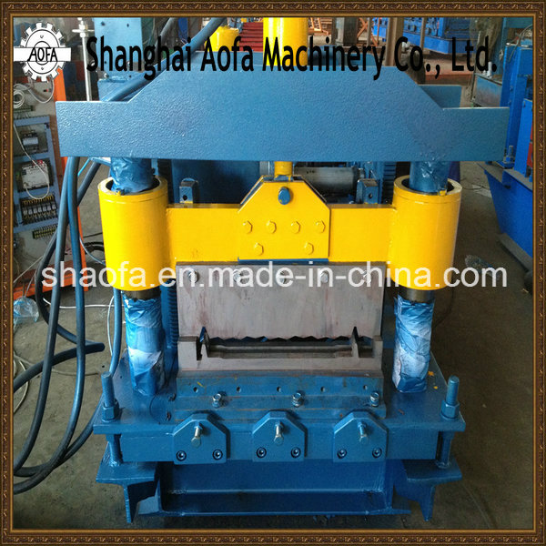 Colored Steel Roof Sheet Roll Forming Machine (AF-R312)