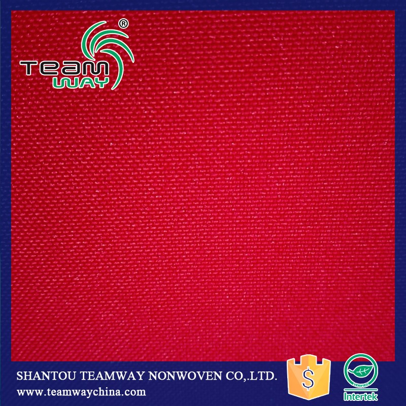 Polyester Oxford Printed Fabric