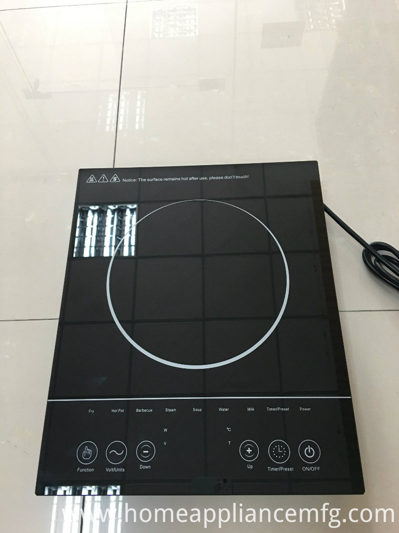 Kitchen Appliance for induction cooker