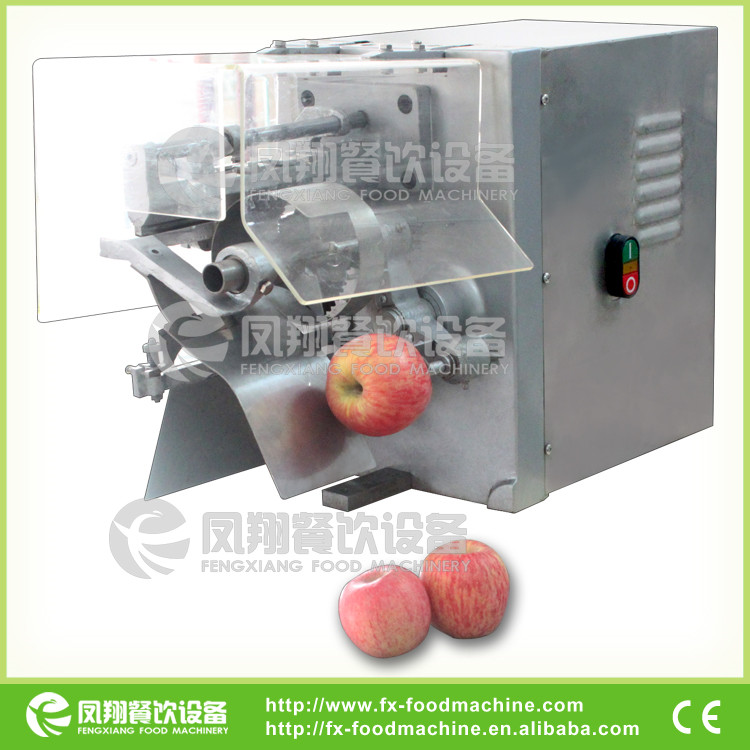 Chinese Commercial Electric Apple Peeler Corer Slicer