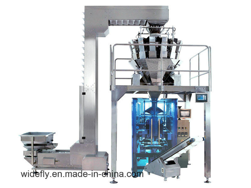 Snack Foods Packing Weighing Machine