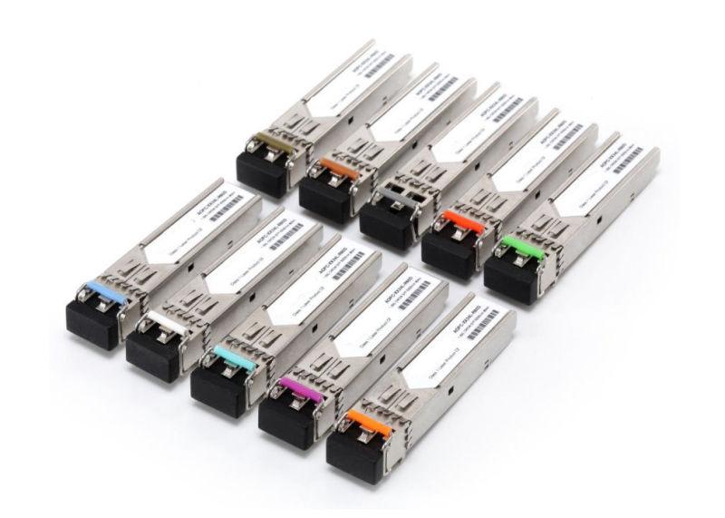 Fiber Optic SFP Module 1.25g SFP Module Transceiver