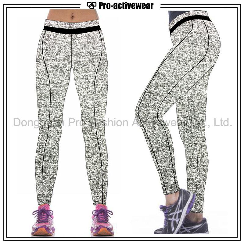 New Arrival Quick Dri Custom Made Hot Girls Yoga Pants