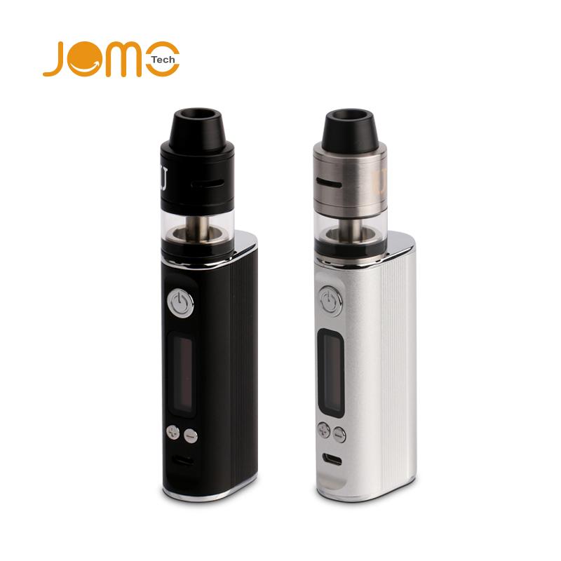 New Product 2016 Jomo Ultra 80W Tc Electronic Cigarette with Rdta Tank
