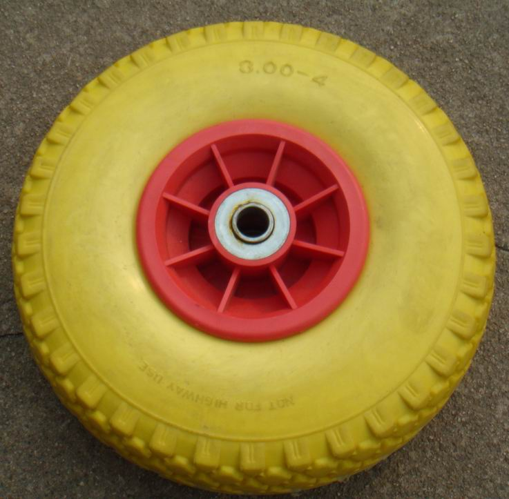 PU Foam Wheel for Hand Truck