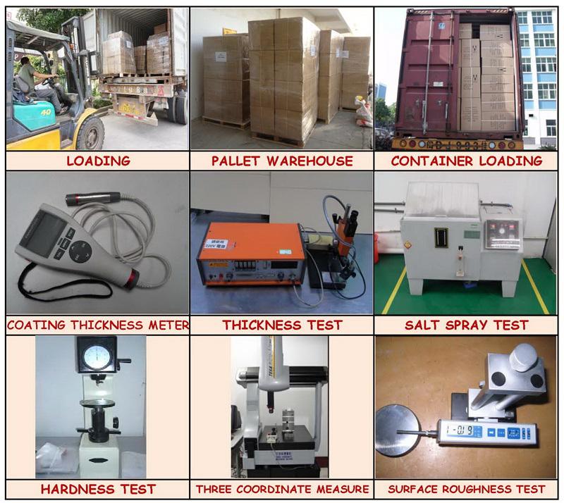 OEM High Precision / High Strength Aluminium Die Casting