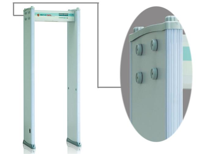 High Stable Sensitivity Prisons Body Scaner Door Frame Metal Detector