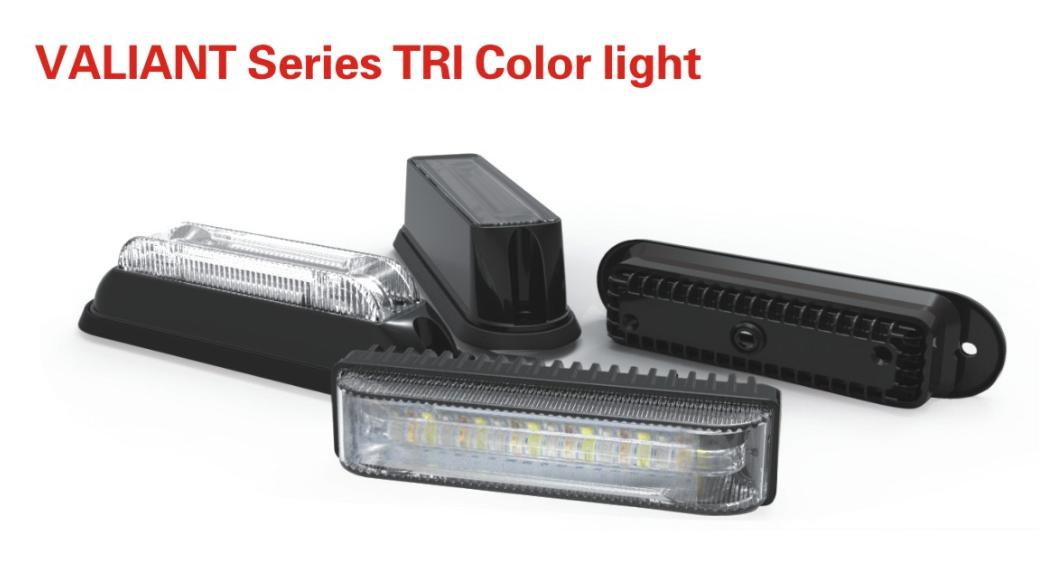 Senken Mini LED Strobe Light Bar for Warning Usage
