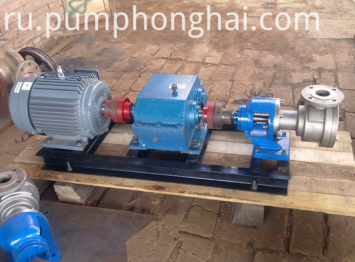 NCB Liquid Gear Pumps