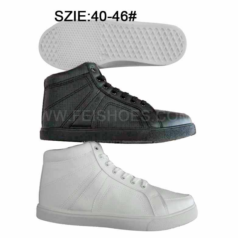 Low Price Fashion Men's Injections MID-Cut Skate Shoes (MP16721-4)