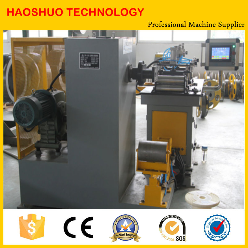 Tridimensional Wound Core Transformer Machine