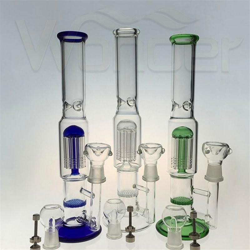China Factory Water Pipe Smoking Glass