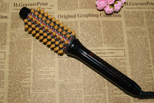 Electric Hair Curlers Brush