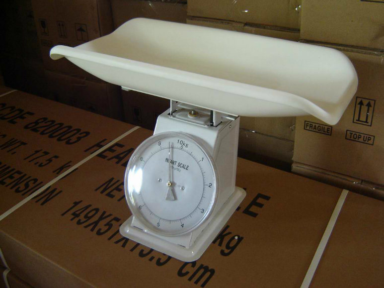 Zt-130 Mechanical Dial Baby Scale, Baby Weight Scale