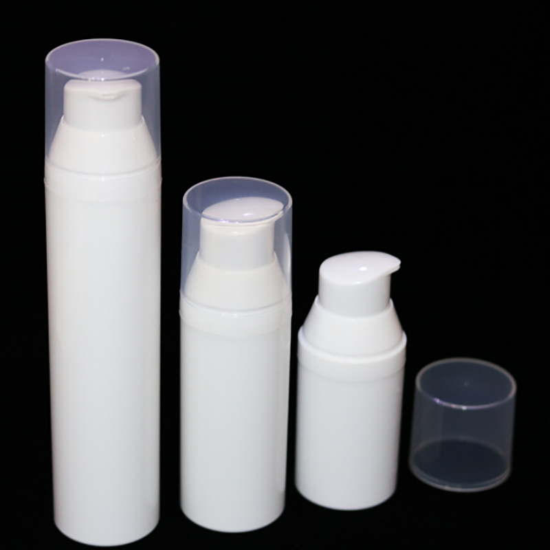 100ml Plastic Bottle with Lotion Pump (NAB30)