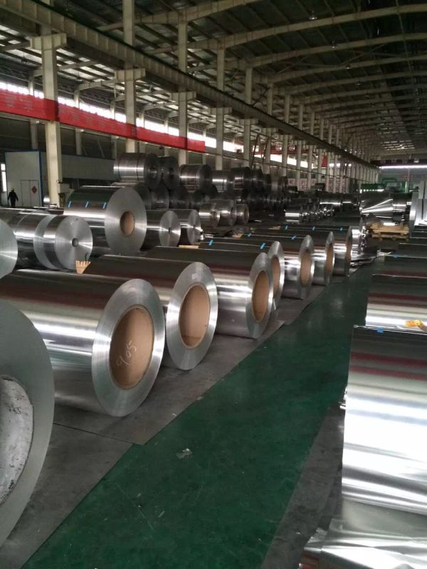 Plain Aluminum Strip for Electrical Transformer Winding