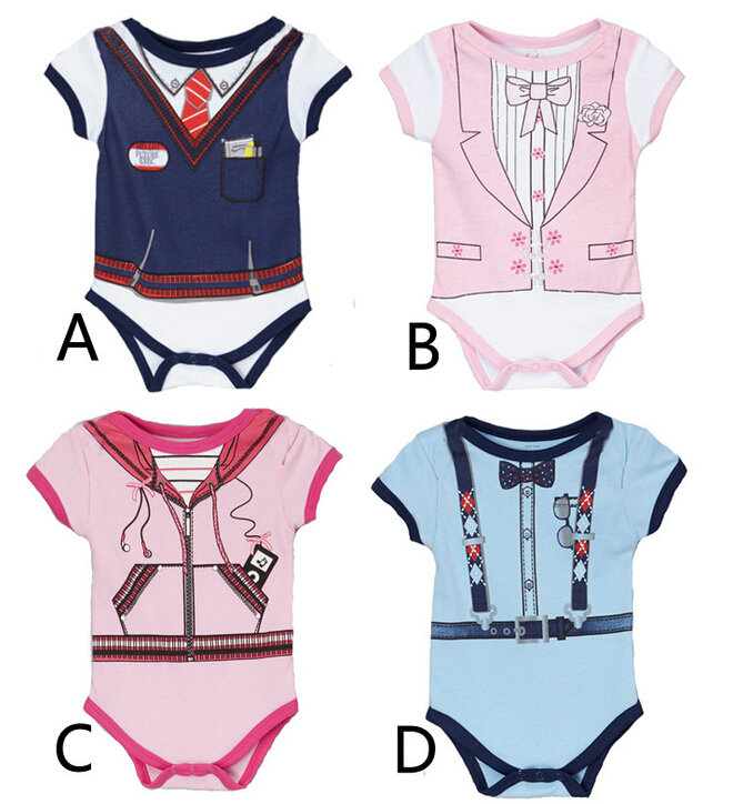 Baby Jumpsuit Rompers in Children Clothes