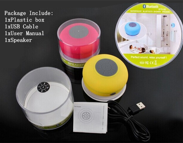 Cheapest Corporate Gift Waterproof Bluetooth Wireless Speaker