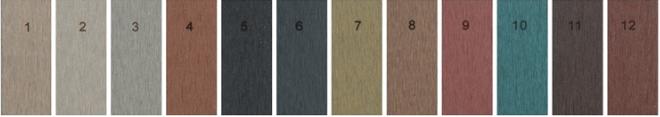 Hollow Wood Plastic Composite Decking (HLM164)