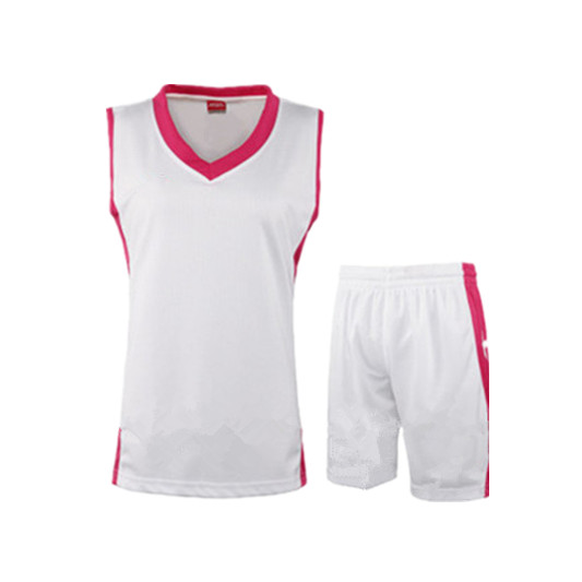 Custom Made Professional Basketball Uniforms for Women