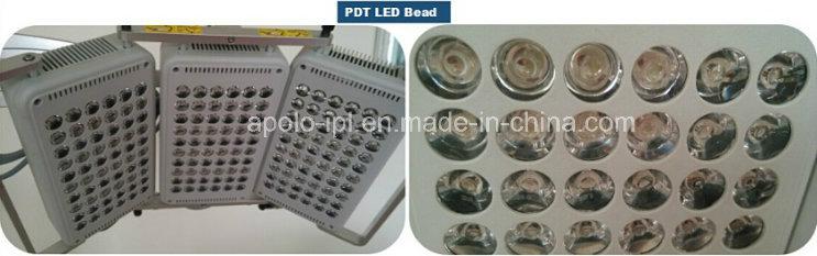 LED PDT for Acne Scar Wrinkle Treatment Skin Whiten and Tighten