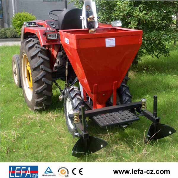 1 Row Hot Sale Potato Planter with 3 Point Linkage