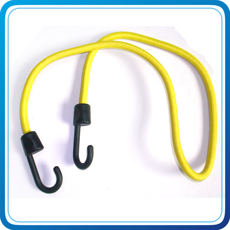 Design Different Size Elastic Bungee with Single Hook for Luggage Bag