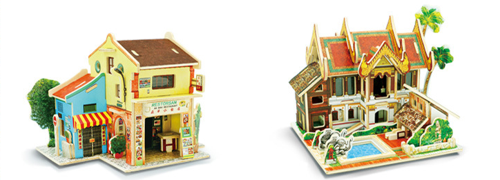 wooden building toy