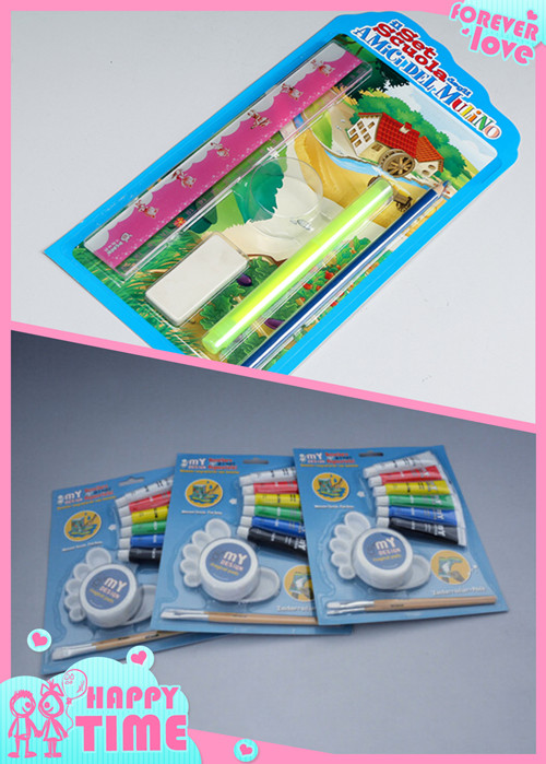 Customize Plastic Blister Sealing Packaging