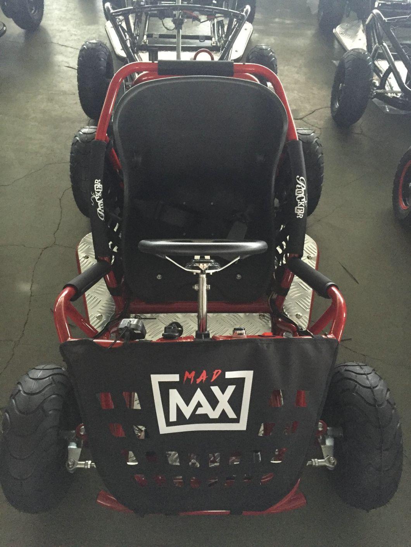 48V Electric Go Kart Buggy Kids Racing Go Cart for Sale