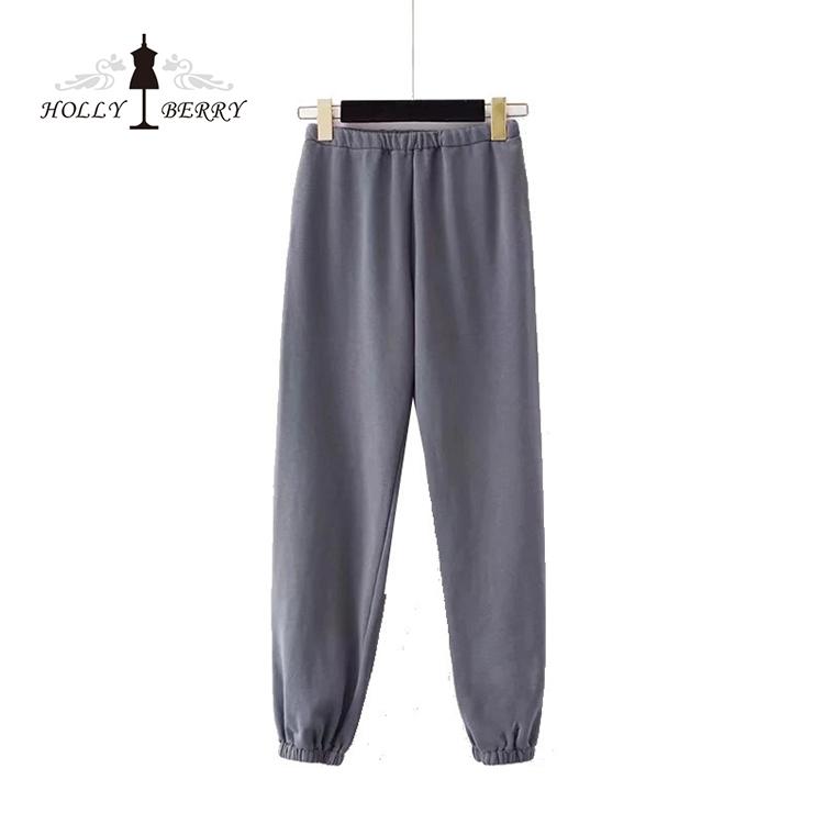 Black Pants Slacks