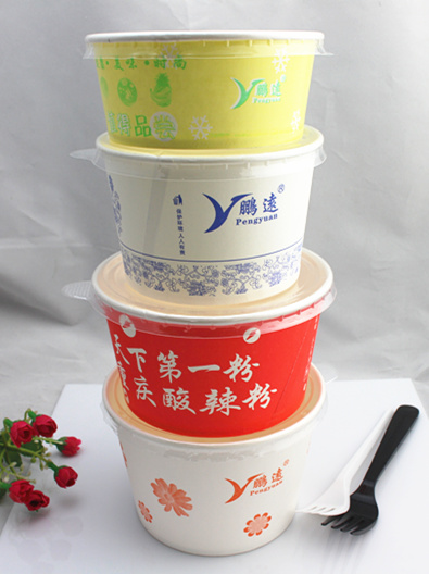 Paper Takeaway Food Container