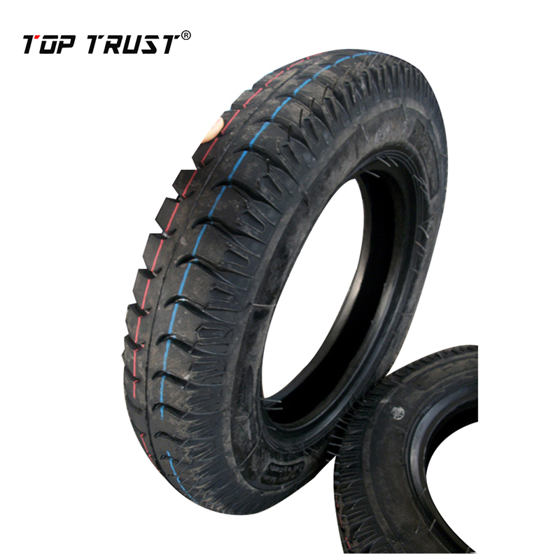 Top Trust Farm Tire for Wheelbarrow, Light Truck, Motorcycle, Tractor and Other Agricultural Implements Sh-618 Sh-628 4.00-8 Sh-248 5.00-14