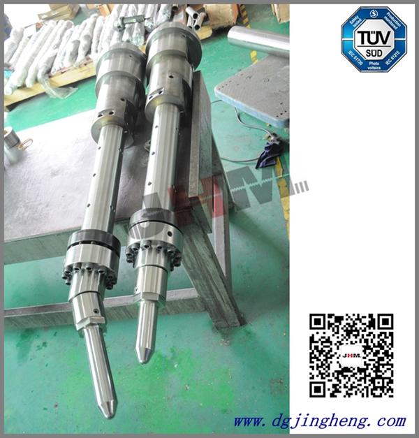 Karussmaffei Injection Molding Machine Screw for Plastic