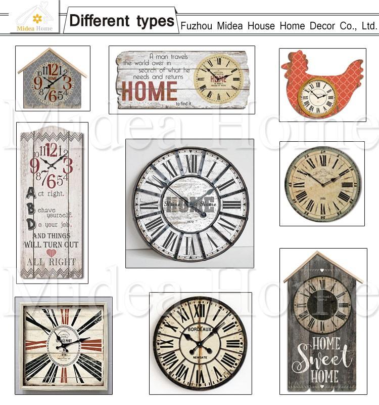Unique Wall Clock Designs for Home