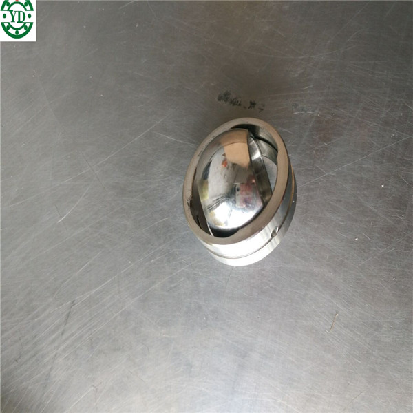 Ge20es-2RS High Precision Self-Lubricating Stainless Steel Radial Spherical Plain Bearing Rod End Joint Bearing Ge25es-2RS