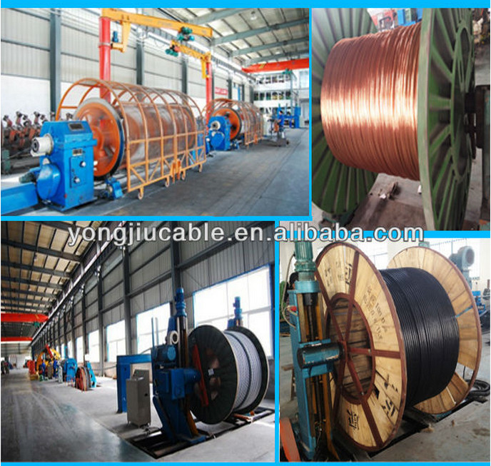 Spiral Coiled Wire Cable 75c Dry, 75cwet 16AWG Thwn Thermoplastic PVC Wire Cable, China Manufacturer Cable