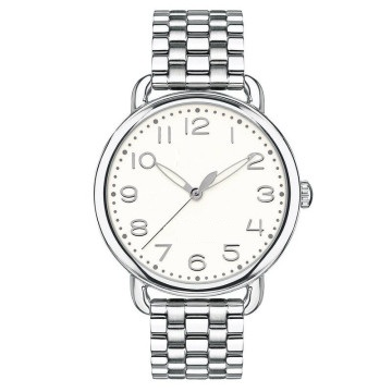 Classical Ladies 316L Stainless Steel Bracelet Watch