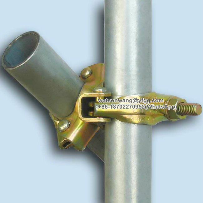 BS En 39 BS1139 Scaffolding Steel Tube with 48.3mm 1 1/2 Diameter