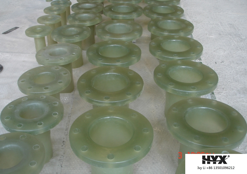 Joint Fittings Flange for FRP Pipes or Tanks